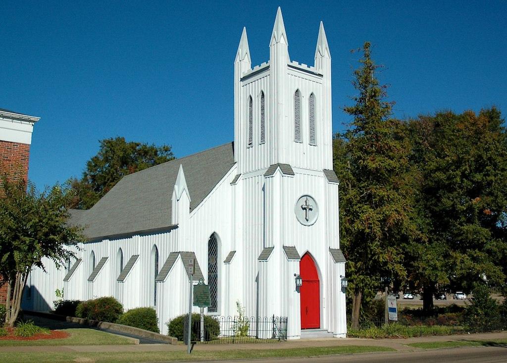 Grace Episcopal Church, Canton, MS | Episcopal Church