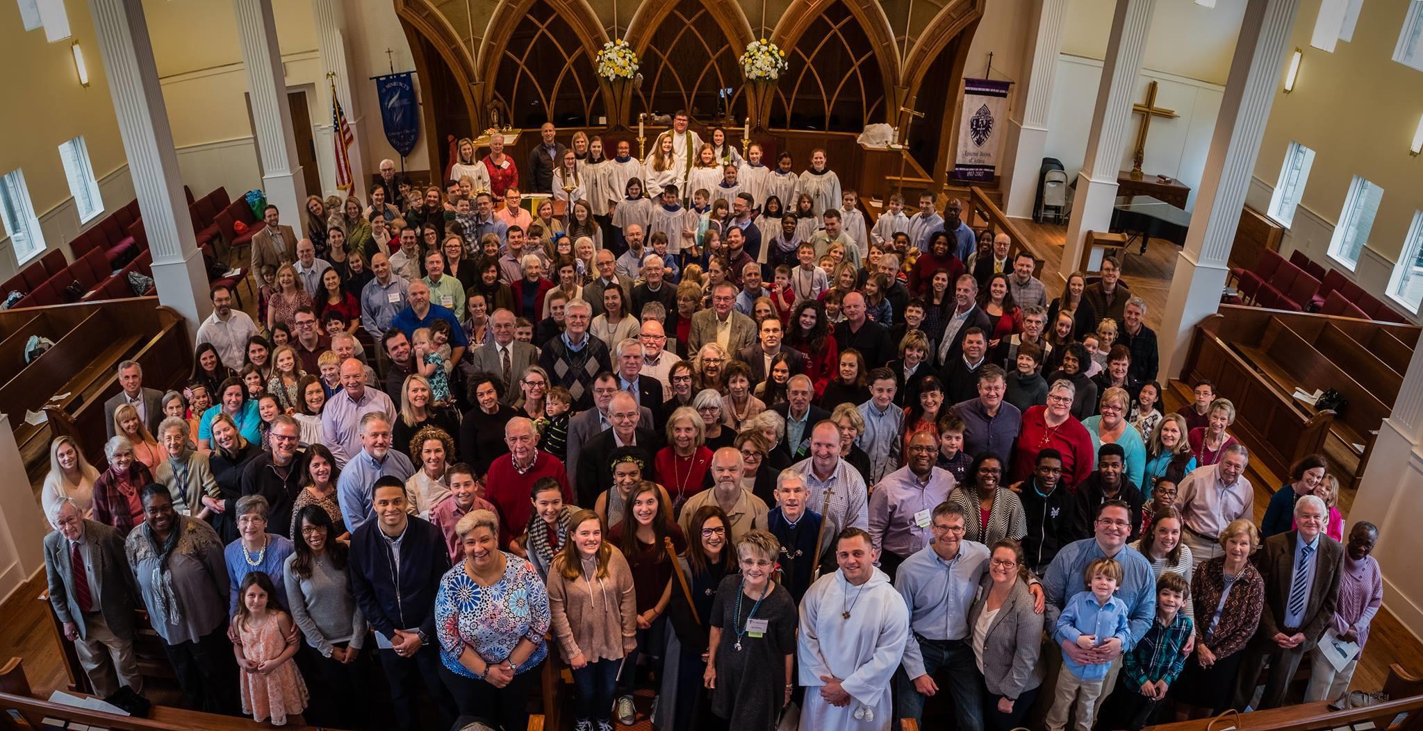 St  Benedict's Episcopal Church, Smyrna, GA | Episcopal Church