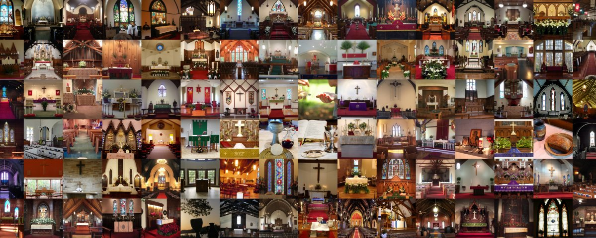 Search Diocese of Alabama to find local