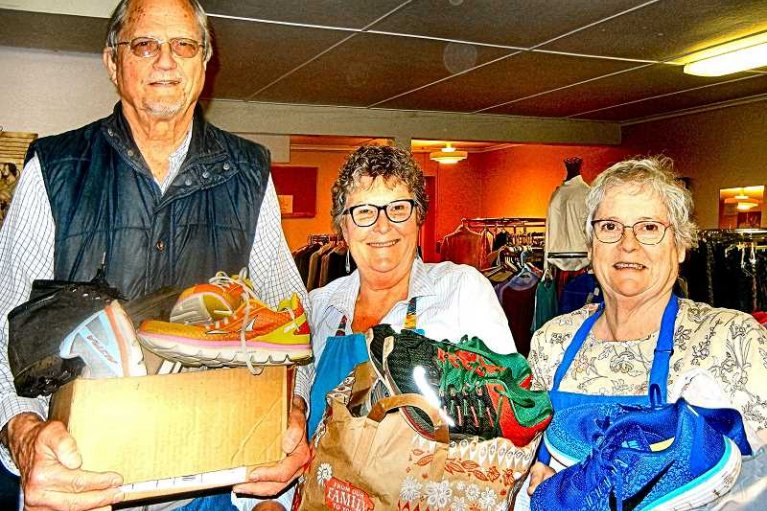 Woodstock's Mustard Seed Thrift Store also serves the 'houseless'